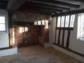 Grade 11 listed refurbishment Coggeshall
