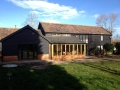 Barn Extension And Refubishment - New England Building Services